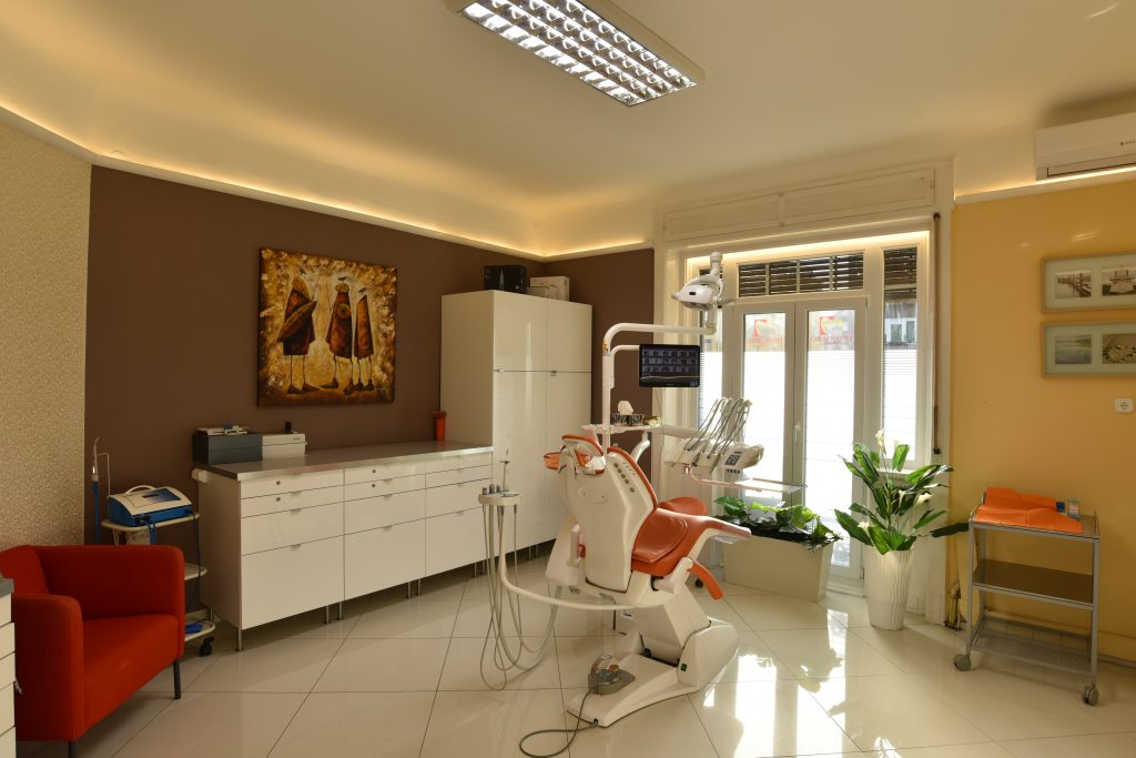 Dental clinic inn Budapest